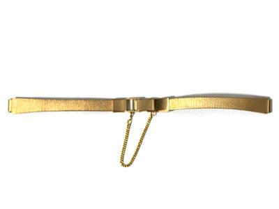 白金堂オリジナル ステンレス メタル H0000303  時計ベルト